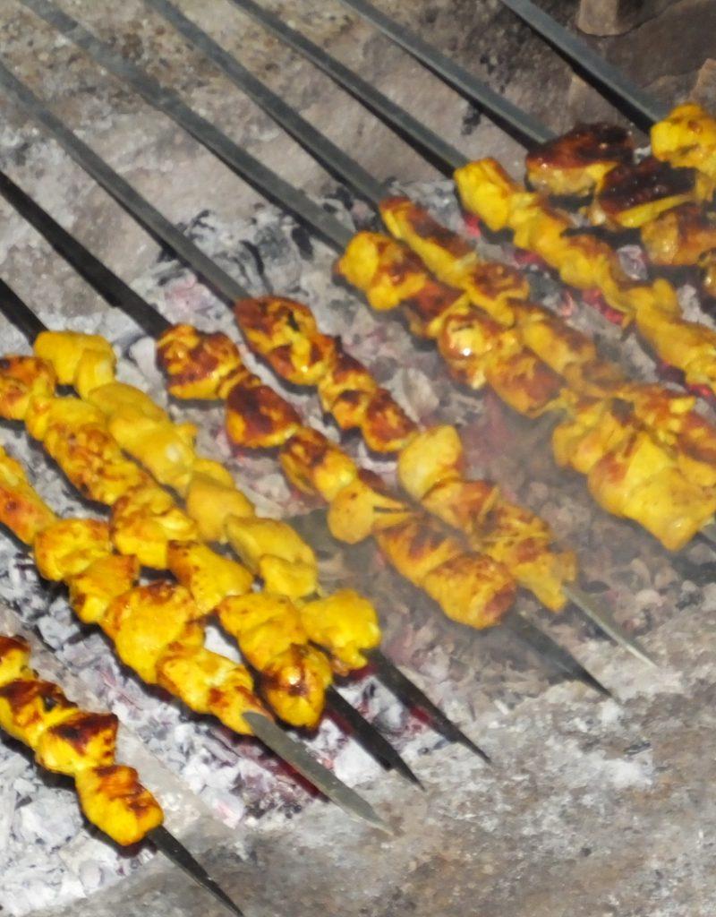 BBQチキン イラン風