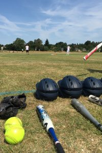 イギリスでソフトボール大会 #ソフトボール
