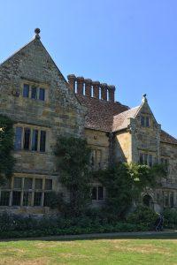 イギリス  ベイトマンズ 邸宅