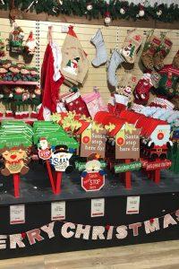 イギリスでクリスマスグッズを探す