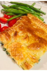 【イギリスでイタリアン】ノンナのレシピ ③ほうれん草とリコッタのパイ