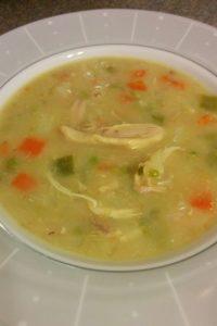 我が家のイラン料理 ~スープとこたつ編~