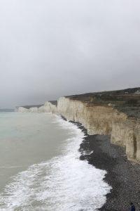 イギリスの絶景!白い断崖 セブンシスターズ