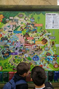 Chessington World Adventure Resortに行ってきた〜前編